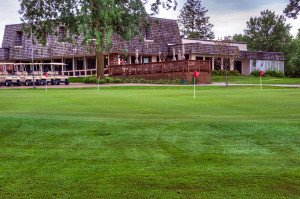 Atlantic Golf & Country Club - Clubhouse & Practice Green