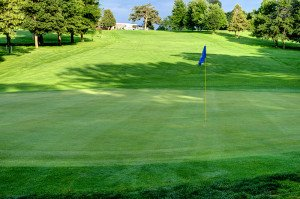 #1 Green - Atlantic Golf & Country Club